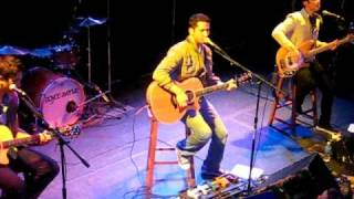 Boyce Avenue Live At The Bowery Ballroom (New York) - Chasing Cars (cover)
