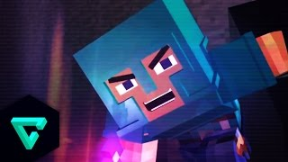 "Minecraft Song : ""Little Square Face 1"" (Minecraft Animation by Minecraft Jams)"