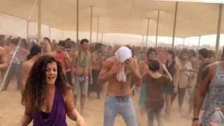 """Power source playing """"Gargamel""""  Israel 2013"""