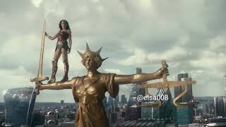 ~Wonder Woman~{Look What you made me do}