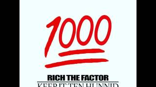 Rich The Factor - Built For It width=