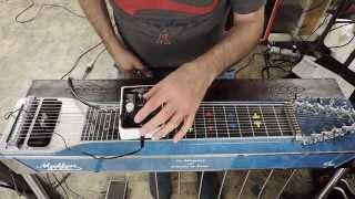 EH B9 Organ Machine demo w/pedal steel