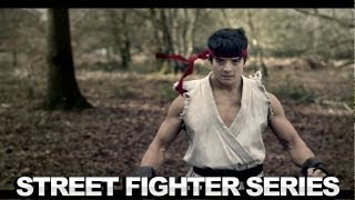 IGN News - Street Fighter Live Action Series in the Works - Comic Con 2012