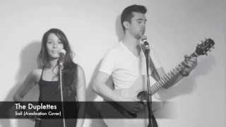 """""""Sail"""" - Awolnation acoustic cover by The Duplettes"""