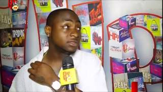 HIPTV - DAVIDO CLEARS THE AIR ON LONG TIME BEEF WITH STARBOY WIZKID (Nigerian Entertainment News)