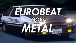 Eurobeat Goes Metal (Manuel - Gas Gas Gas Metal Cover)