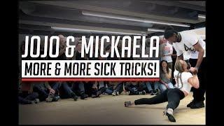 Jojo & Mickaela Urban Kiz Tricks & Lifts @ Luxembourg  Kizomba Festival 2017