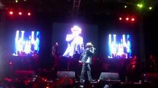 Las letras de la sopa en vivo La Numero 1  Banda Jerez Rodeo Texcoco