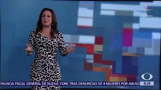 Raquel Mendez Clima Al Aire 8 De Mayo 2018
