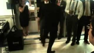 Miguelin bailarín bodas dj