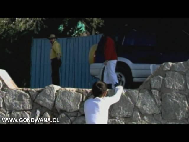 Vídeo de la canción Mi Princesa de Gondwana
