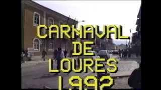 Carnaval Loures 1992 01 - Coroação do Rei do Carnaval Raul Indipwo