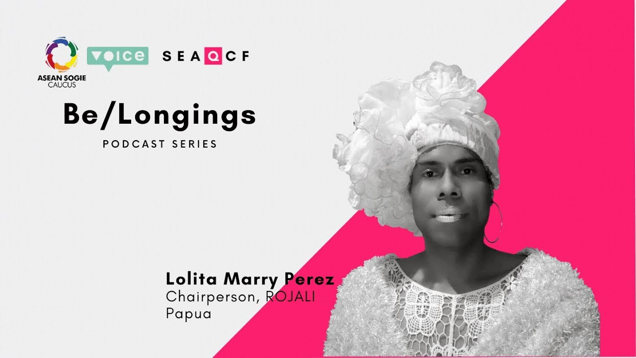 Thumbnail for Longing and Fighting for Racial Justice and Gender Recognition in Papua: Mama Lolita's Story