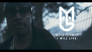 Stormin MC - I Will live . Prod by Macky Gee [DNB Music Video]- MTGV