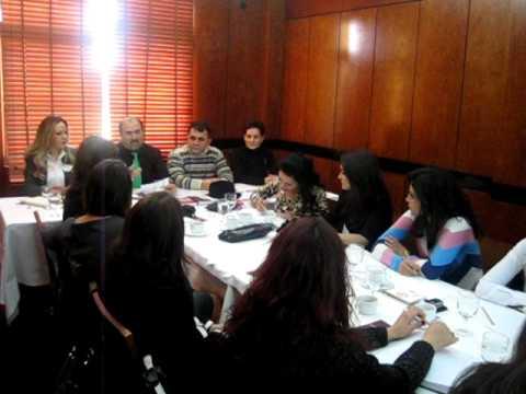 Aydın Anemon Hotel de Sekreterlik semineri