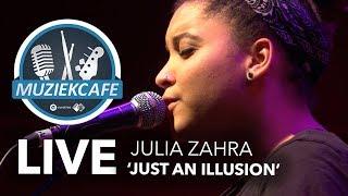 Julia Zahra - 'Just An Illusion' live bij Muziekcafé
