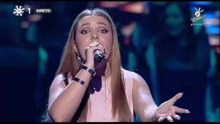 Jéssica Ângelo - Somebody to Love (Queen) | Gala | The Voice Portugal