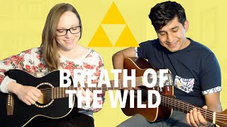 The Legend of Zelda: Breath of the Wild - Trailer Theme (Acoustic Cover)