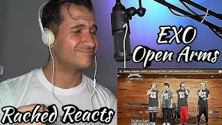Coach Reaction - Open Arms by EXO width=