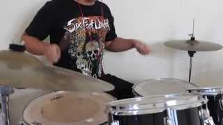 Dreaming Alone - Against the Current [Drum Cover]