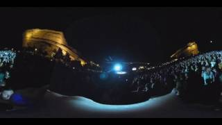 VR/360 The polish Ambassador - Heartbeat Amplifier at Red Rocks