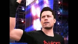 WWE 2K16 - DenkOp's Chris Danger Heel theme Song V2 - (Shaman's Harvest - Dangerous)