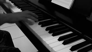Ocean - Alok, Zeeba, IRO (PIANO COVER)