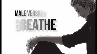 Jax Jones // Breathe (ft. Ina Wroldsen) • MALE VERSION