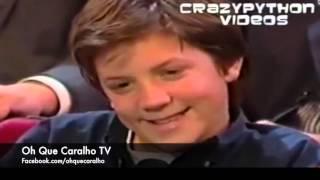 """Vale e Azevedo e as """"anedotas do Filho - OhQueCaralhoTV"""