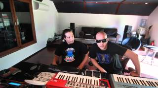 Infected Mushroom @ Groove Attack Independence Day 25-26/4/2012