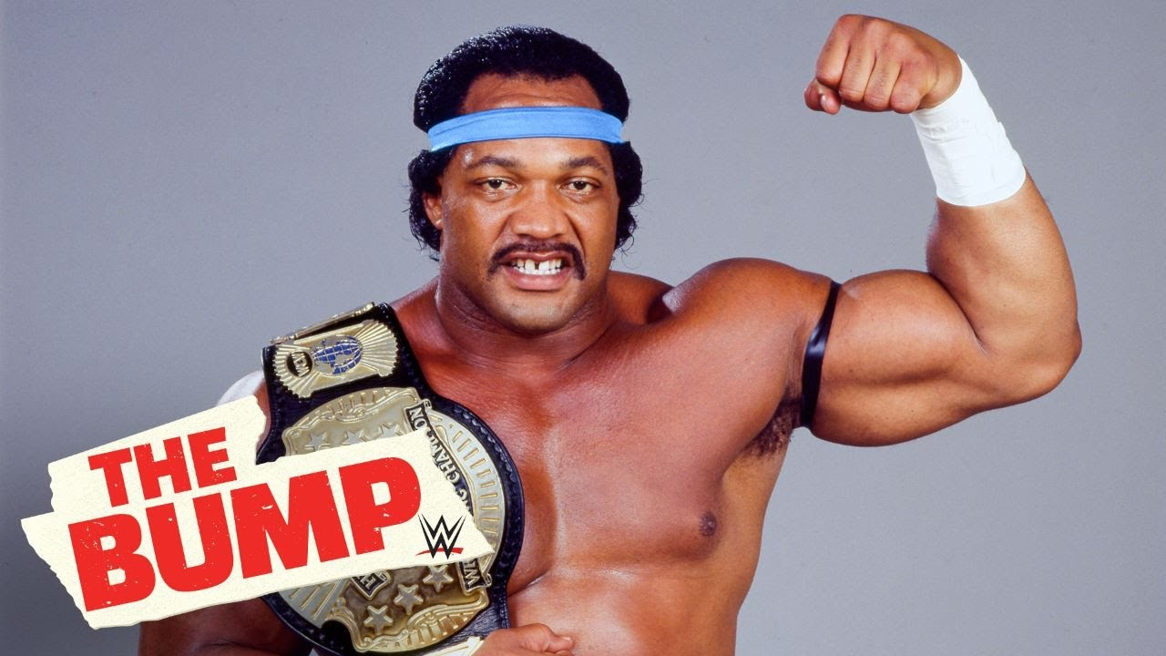 WWE - Ron Simmons on his historic World Title win: WWE's The Bump, Feb. 24, 2021