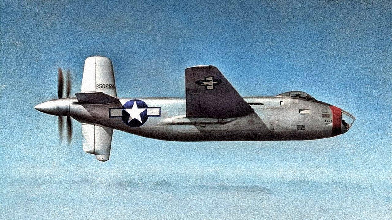 Mixmaster to Jetmaster - America's First Jet Bomber : Douglas XB-42 & XB-43