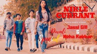 Nikle Currant - Jassi Gill | Neha Kakkar | Choreography By Rahul Aryan | Dance Short Film | Earth..