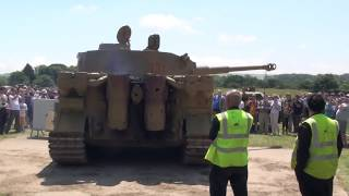 Tiger Tank Turret Rotation Sound @ 1:04