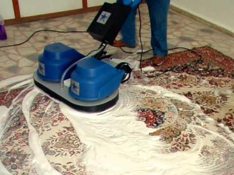 CLEANVAC halı yıkama makinası