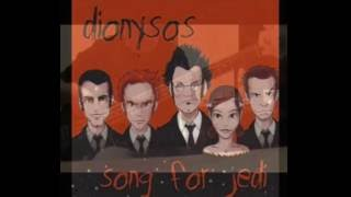 Dionysos - Song For Jedi - [Bass Cover]