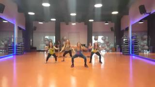 Zumba ® Boogie Boogie (cha- cha -cha)