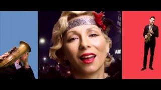 Bei mir bist du schön - LiveJazz.Ch feat. Miriam Dee