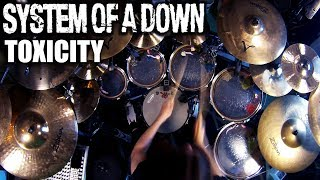 "System Of A Down - ""Toxicity"" - DRUMS"