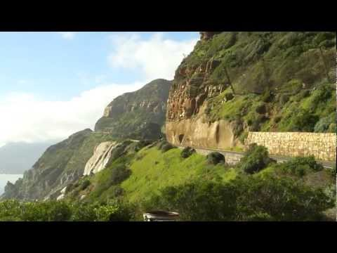 one of the nicest panaromic streets worldwide: Chepman`s Peak Drive South Africa HD