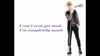 Graze (SHINee) Eng. Lyrics