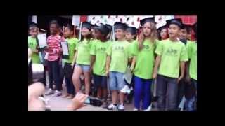 Finalistas 4º Ano - Escola Maria Lamas