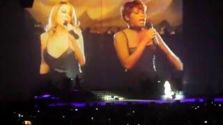 Mariah Carey - When You Believe - Live Paris (April 2016)