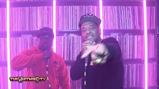 Mobb Deep freestyle - Westwood Crib Session