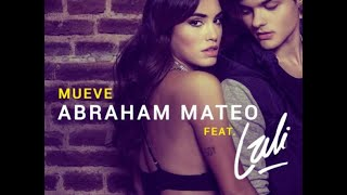 Abraham Mateo - Mueve ft. Lali (AUDIO)