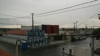 CHUVA NO CENTRO DA CIDADE