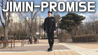 BTS JIMIN 지민 - PROMISE 약속 Dance  Freestyle | God DngMin