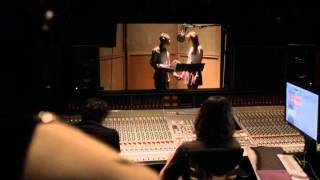 """""""Sunny"""" Cover Song Ray Donovan Recording Booth pt.1"""