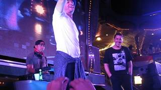 Remix with Donnie & Jon!  NKOTB Cruise 2014