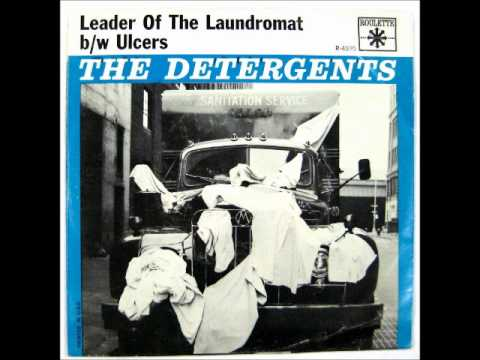 Leader Of The Laundromat de The Detergents Letra y Video